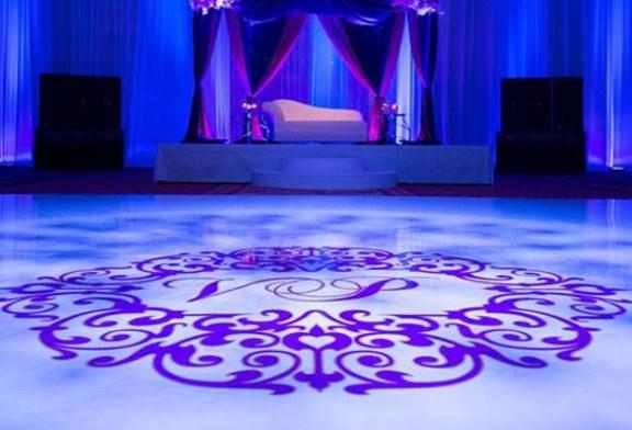 Custom Dance Floor Wraps