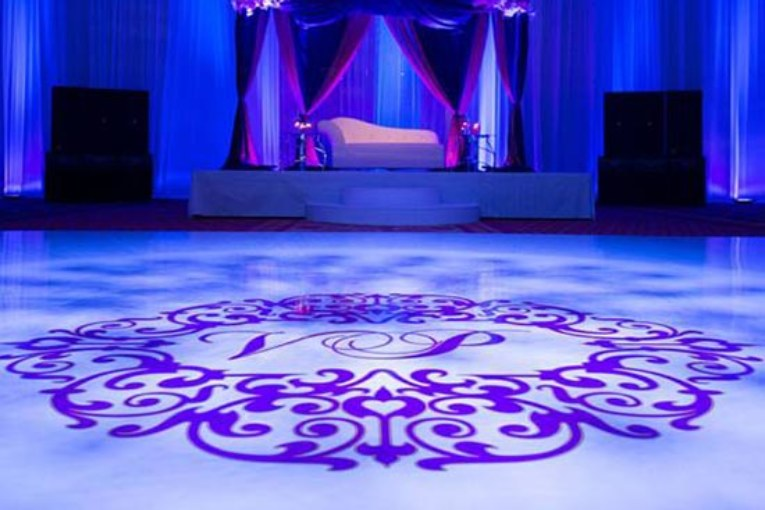 Custom Dance Floor Wraps